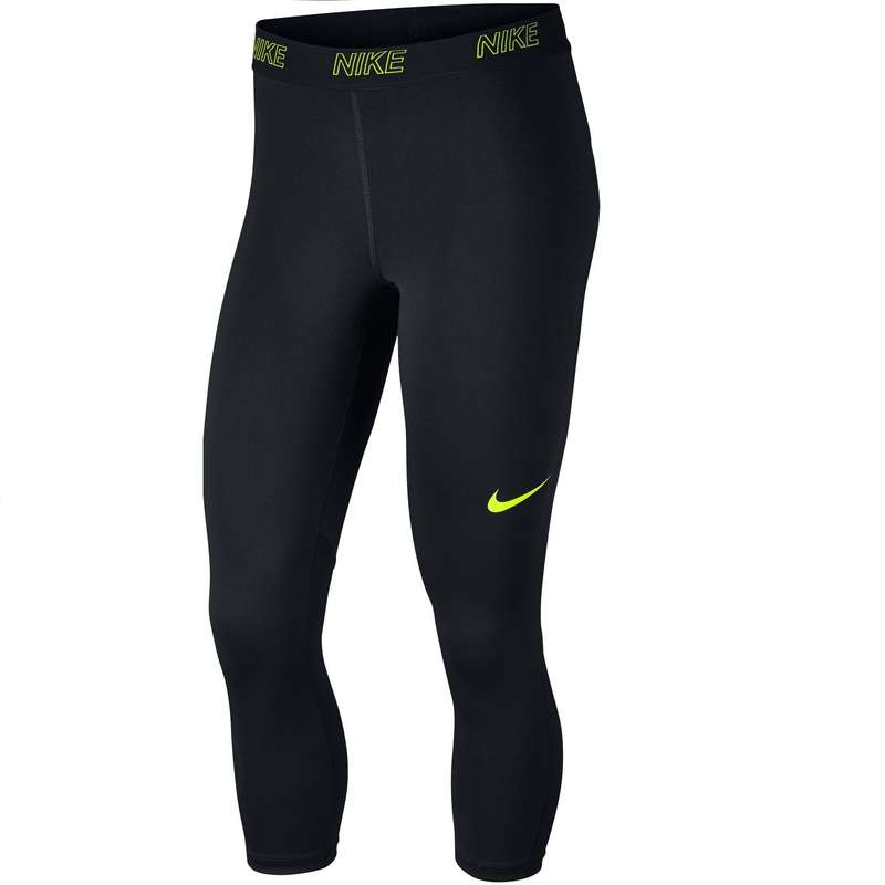 WOMAN FITNESS ENERGY APPAREL Fitness and Gym - 7/8 Fitness Leggings NIKE - Gym Activewear