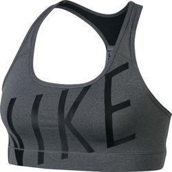 Fitnessbeha dames Nike grijs
