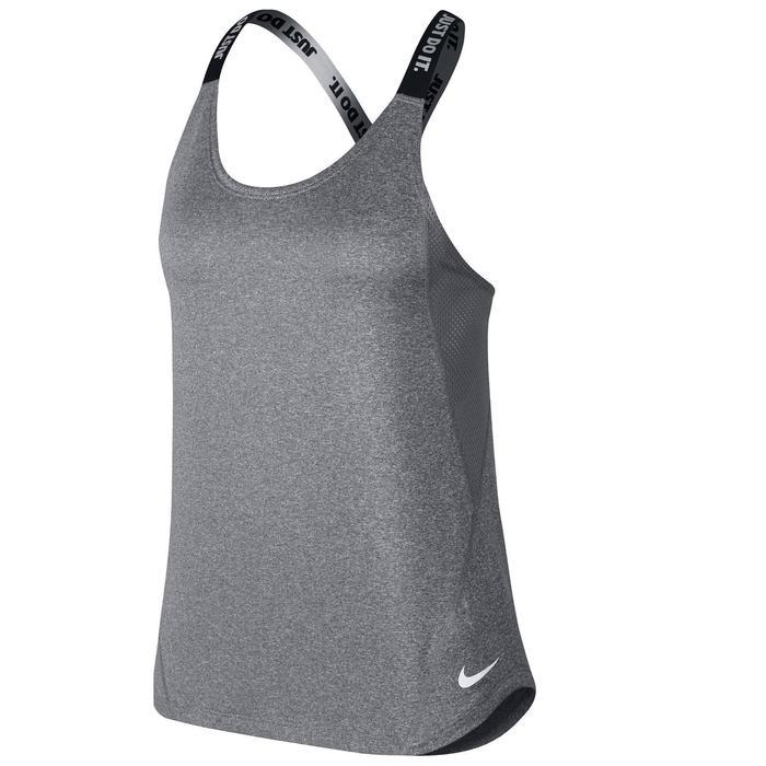 Débardeur fitness femme gris NIKE - 1267802