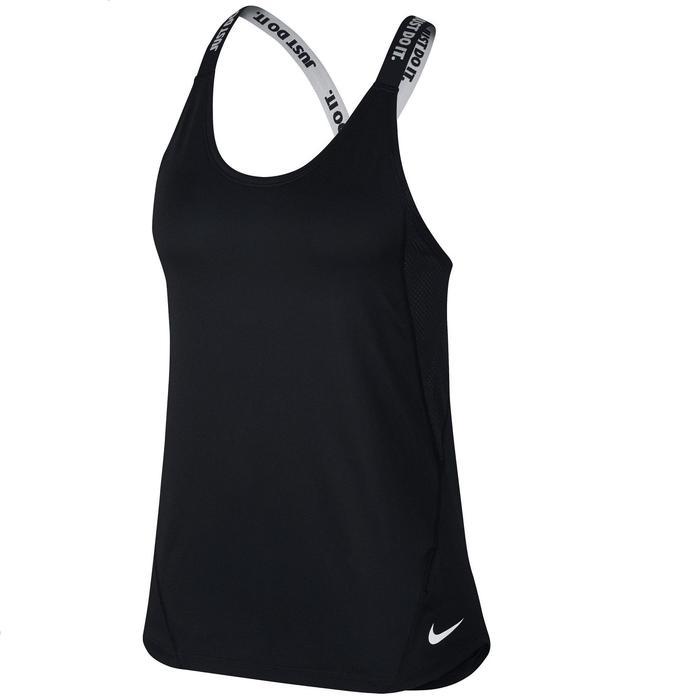 Débardeur fitness femme noir NIKE - 1267804