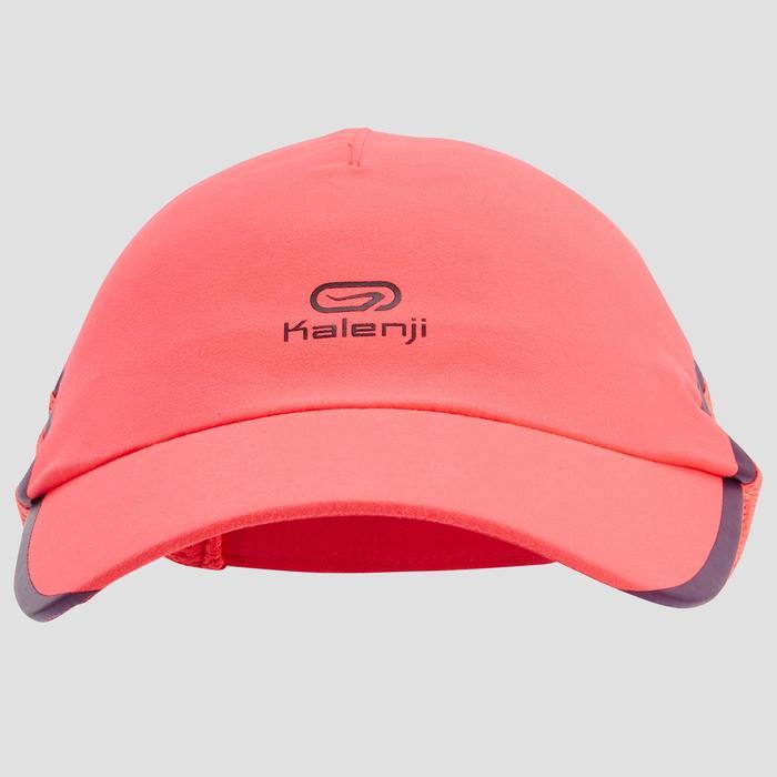 Hardlooppet dames roze