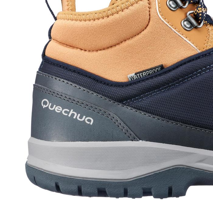 Chaussure de randonnée nature NH300 mid imperméable homme - 1268373
