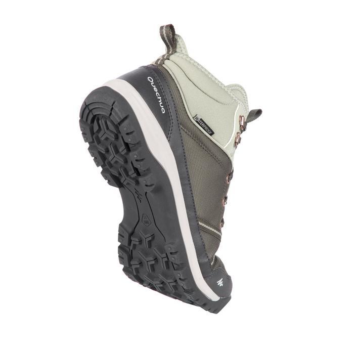 Chaussure de randonnée nature NH300 mid imperméable femme - 1268391