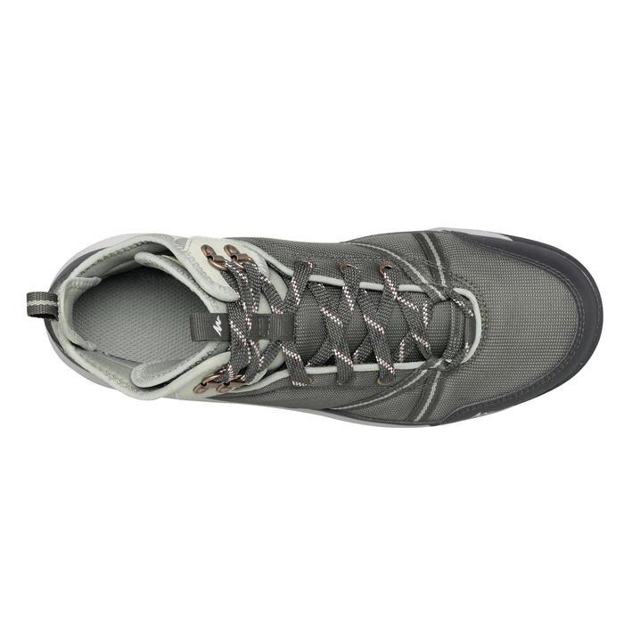 Chaussure de randonnée nature NH300 mid imperméable femme - 1268392