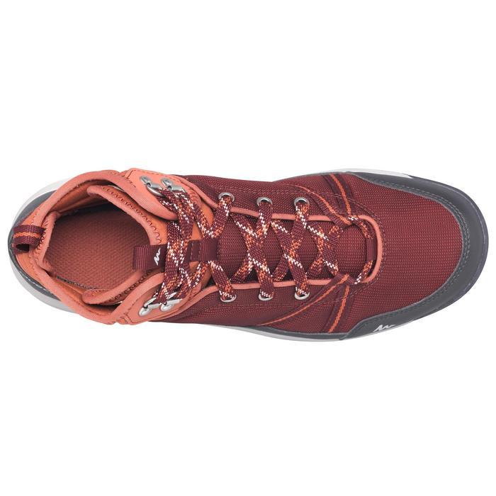 Chaussure de randonnée nature NH300 mid imperméable femme - 1268393