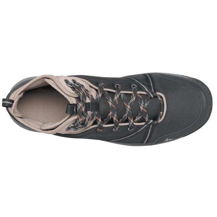 Chaussure de randonnée nature NH300 mid imperméable homme - 1268418