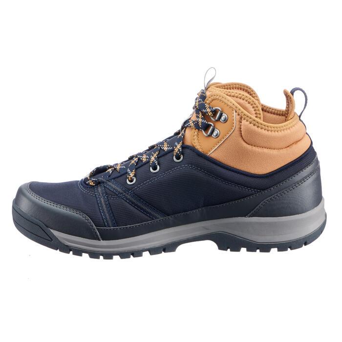 Chaussure de randonnée nature NH300 mid imperméable homme - 1268427