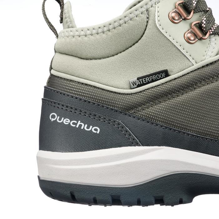 Chaussure de randonnée nature NH300 mid imperméable femme - 1268431
