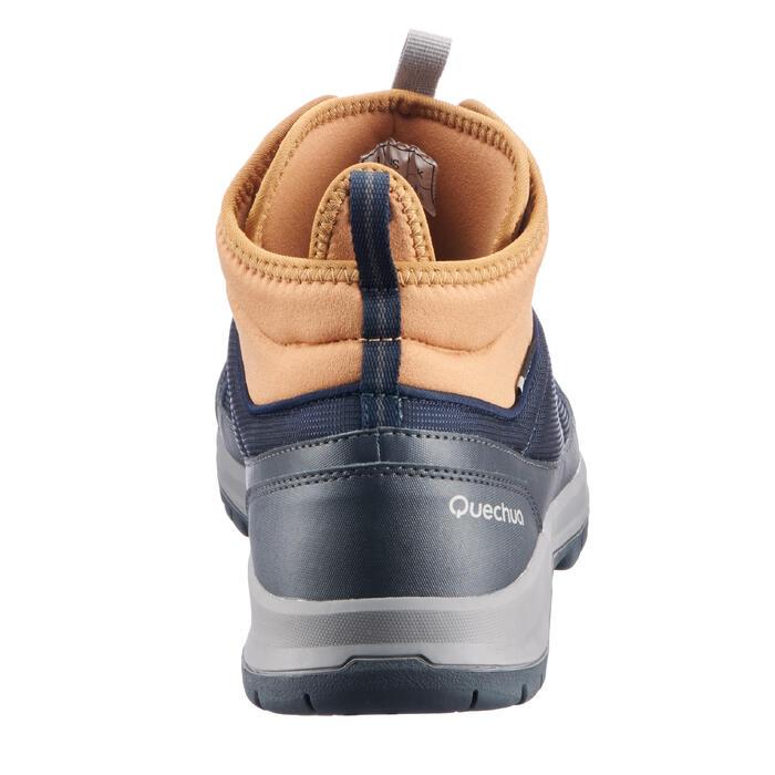 Chaussure de randonnée nature NH300 mid imperméable homme - 1268436