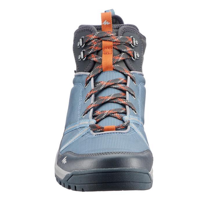 Chaussure de randonnée nature NH300 mid imperméable homme - 1268439