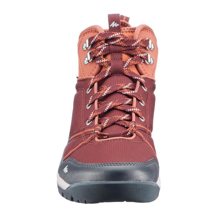 Chaussure de randonnée nature NH300 mid imperméable femme - 1268455