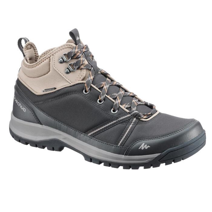 Chaussure de randonnée nature NH300 mid imperméable homme - 1268458