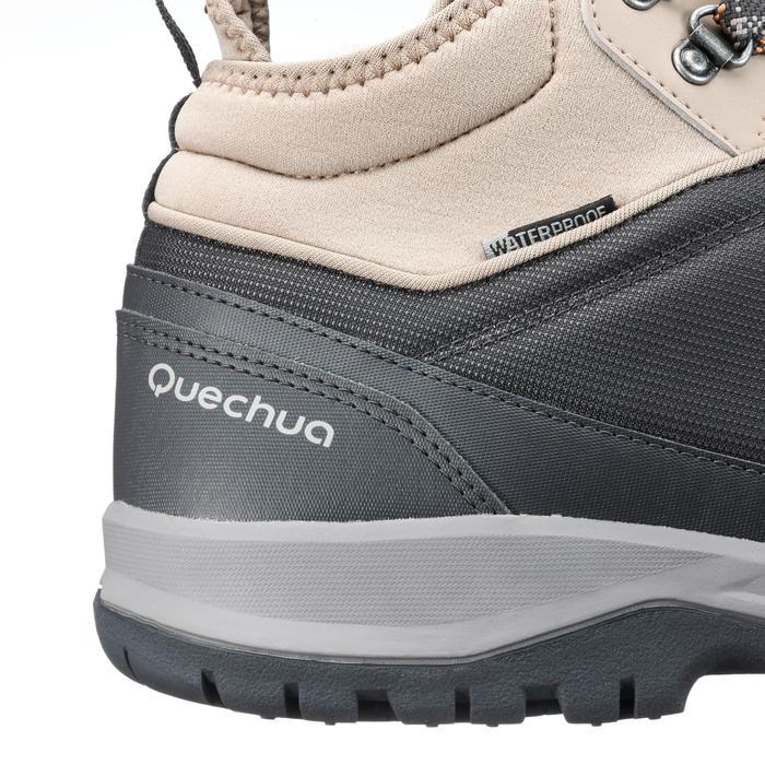 Chaussure de randonnée nature NH300 mid imperméable homme - 1268459