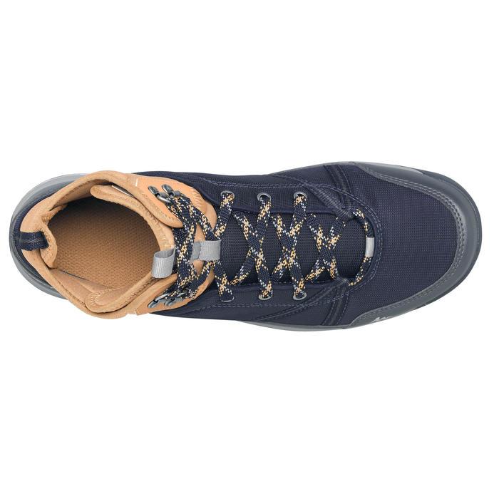 Chaussure de randonnée nature NH300 mid imperméable homme - 1268461