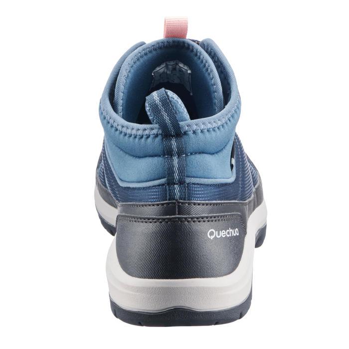 Chaussure de randonnée nature NH300 mid imperméable femme - 1268486