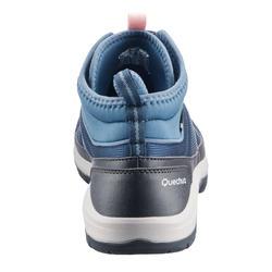 Waterdichte wandelschoenen voor dames NH150 mid