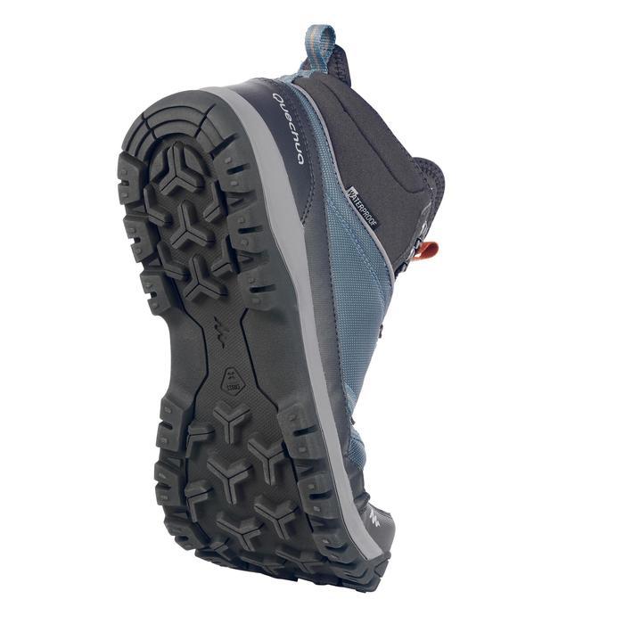Chaussure de randonnée nature NH300 mid imperméable homme - 1268490