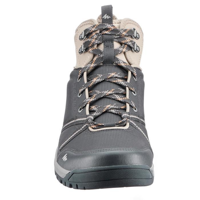 Chaussure de randonnée nature NH300 mid imperméable homme - 1268500