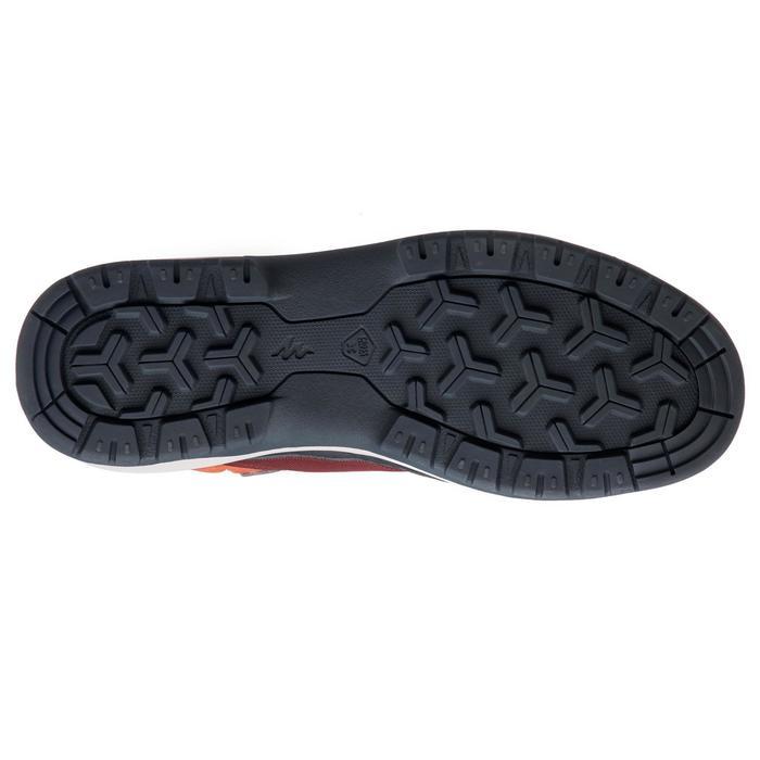 Chaussure de randonnée nature NH300 mid imperméable femme - 1268501