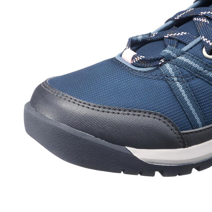 Chaussure de randonnée nature NH300 mid imperméable femme - 1268511