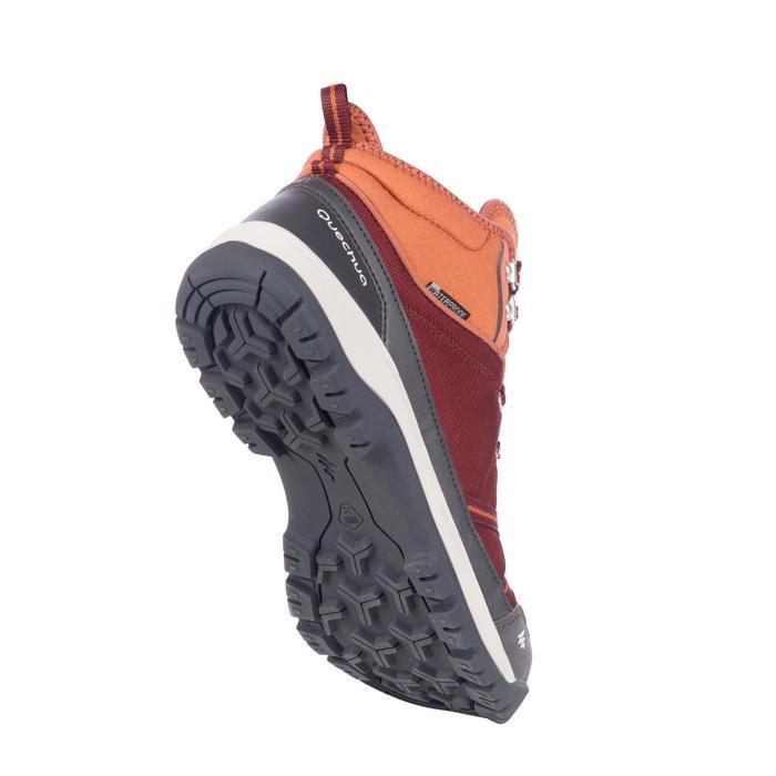 Chaussure de randonnée nature NH300 mid imperméable femme - 1268529
