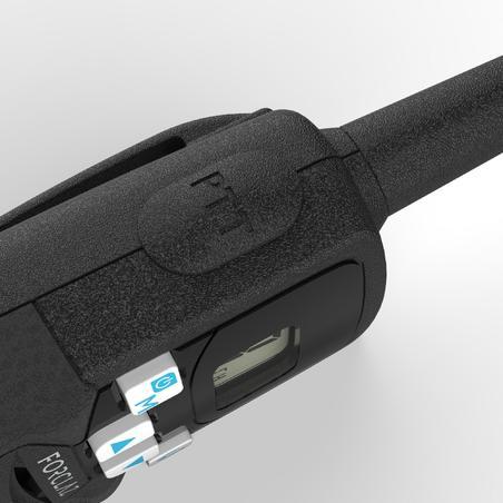Paire d'émetteurs bidirectionnels à piles - Onchannel 110 - 5km