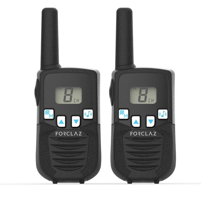 Walkie-Talkie ONchannel 110 schwarz