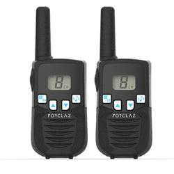 Walkie-talkie ONchannel 110 NEGRO