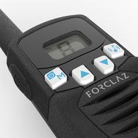 Pair of battery-powered walkie-talkies - ONCHANNEL 110 - 5km