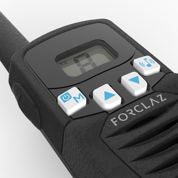 1 Paar walkietalkies op batterijen - ONCHANNEL 110 - 5 km