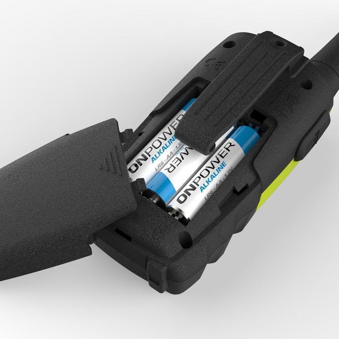 Talkie-walkie ONchannel 510 vert et noir - 1268744