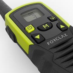 Talkie-walkie ONchannel 510 verde y negro
