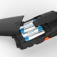 ONchannel 710 Walkie-Talkie - Orange and Black