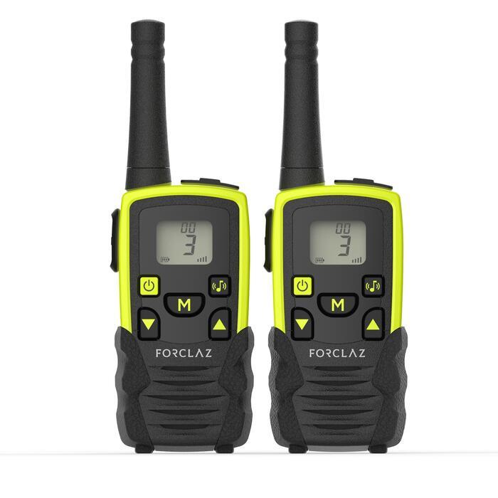 Talkie-walkie ONchannel 510 vert et noir - 1268747
