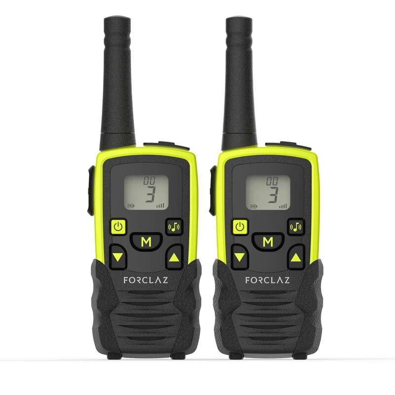 GPS ALTIMETRI MONTAGNA Trekking - Walkie Talkie ONCHANNEL 510 FORCLAZ - Fam_Trekking