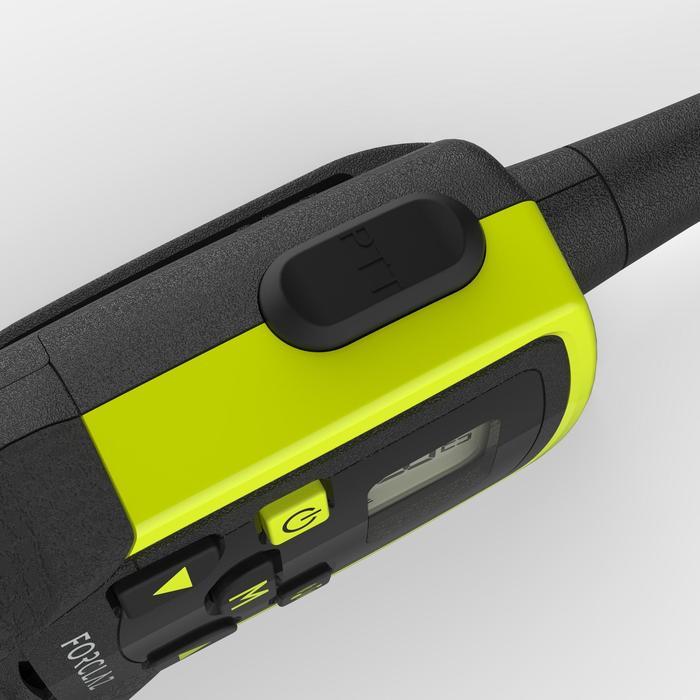 Talkie-walkie ONchannel 510 vert et noir - 1268749