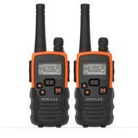 ONchannel 710 Walkie-Talkie - Orange and Black