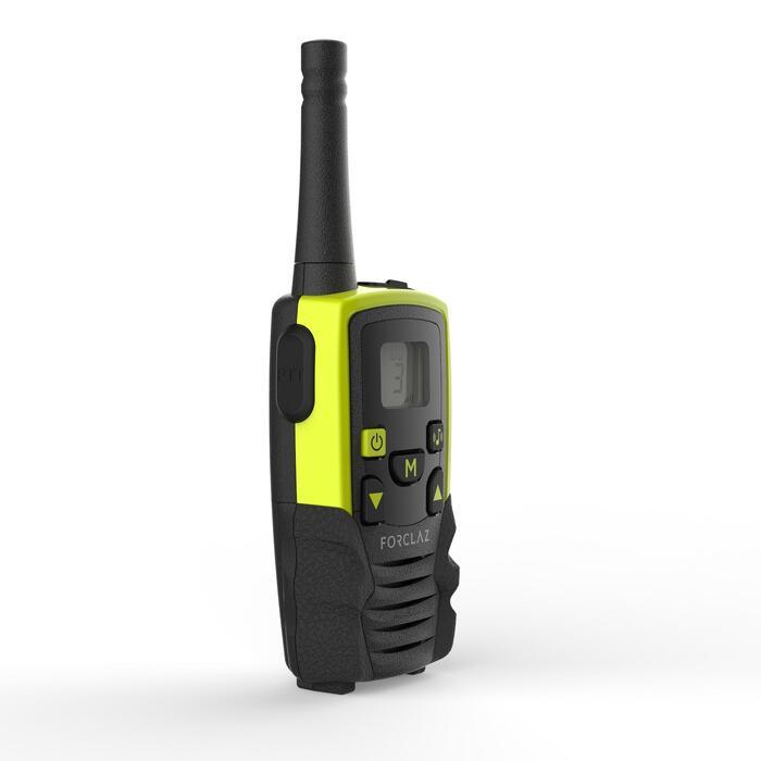Talkie-walkie ONchannel 510 vert et noir - 1268753