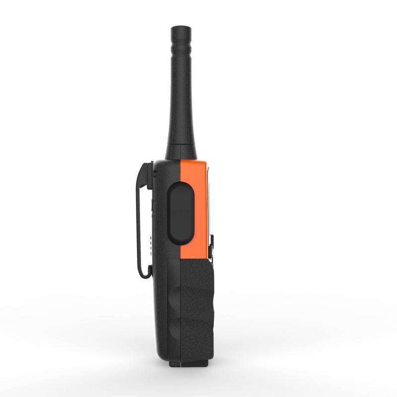 Talkie Walkie ONchannel 710 orange & noir
