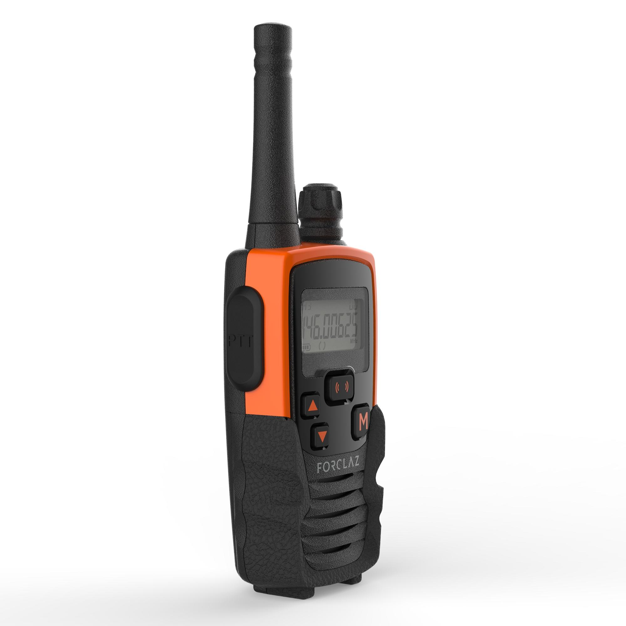 Talkie Walkie ONchannel 710 orange & noir