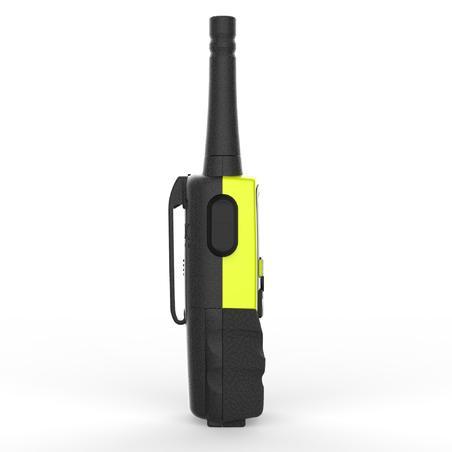 ONchannel 510 Walkie-Talkie - Green and Black