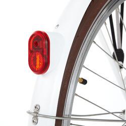 E-Bike City Bike 28 Zoll Elops 920E LF Damen Brose Drive T weiß