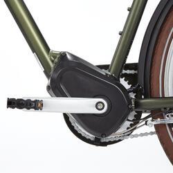 """E-Bike City Bike 28"""" Elops 920E HF Herren Brose Drive T grün"""