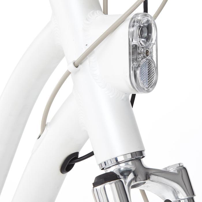 """E-Bike City Bike 28"""" Elops 920 LF Damen Brose Drive T weiss"""