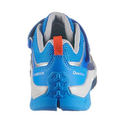 נעלי טיולים Crossrock Kid לבנים -כחול