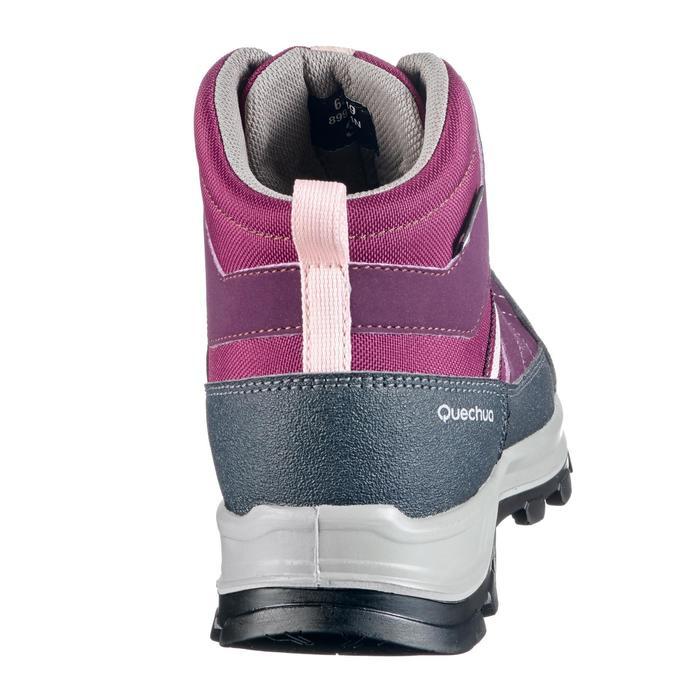Chaussures de randonnée enfant Forclaz 500 Mid imperméables - 1268979
