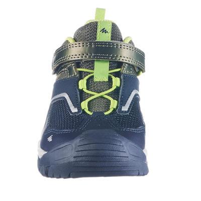 נעלי טיולים לבנים דגם Crossrock Kid - חאקי