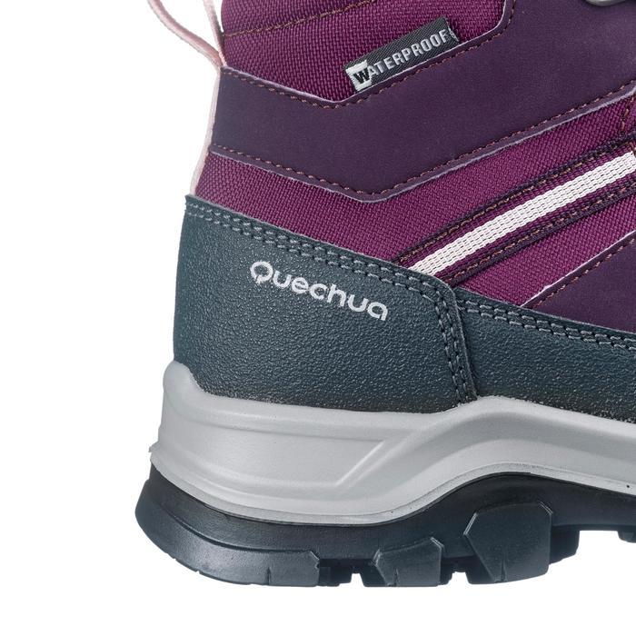 Chaussures de randonnée montagne enfant MH500 mid imperméable - 1269016