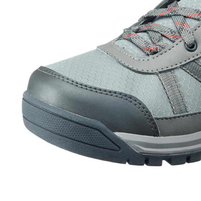 Chaussure de randonnée nature NH300 imperméable noire homme - 1269084