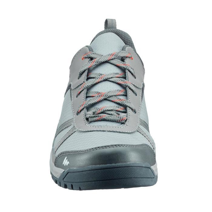 Chaussure de randonnée nature NH300 imperméable noire homme - 1269088